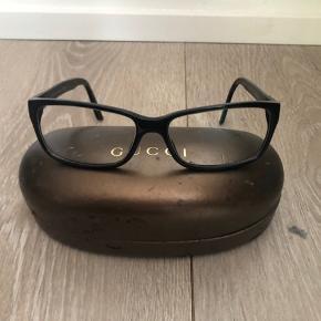 Gucci briller skal have nyt glas nypris 3000kr