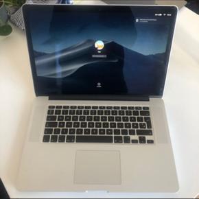 "MacBook Pro 15"" Retinaskærm fra 2012"