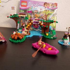Lego Friends nr 41121 Mangler 6 klodser funger fint uden.  Sælges med manual. Fast pris + evt fragt