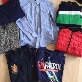 c866484a20f Lidt blandet RALPH LAUREN tøj sælges - str 14 år. - Ralph Lauren skjorte kr