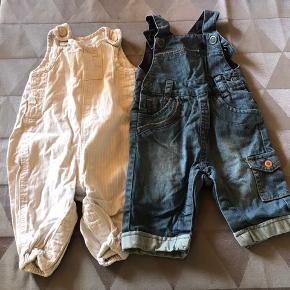 2 buksedragter Uden huller og pletter  Se også mine andre annoncer med tøj str 56