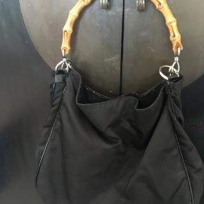 Gucci taske Mørkebrun - smuk farve
