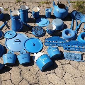 Madame Blå produkter,  sælges gerne  samlet med rabat. Ellers varierende priser fra 25 kr.