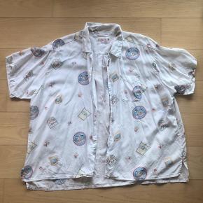 Super fed vintage skjorte. Selvom den er vintage er der ingen pletter eller huller.