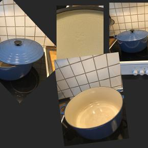 Le Creuset køkkenudstyr