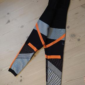 Super fede primeknit tights - brugt få gange til hverdagsbrug. Med ankellængde.