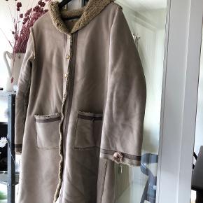 Tina Wodstrup frakke