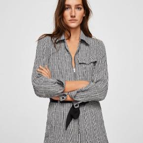 Mango cotton check jumpsuit, brugt få gange men det er stadig godt