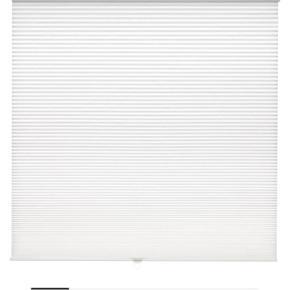 Fine hvide plissegardiner sælges til under halv pris. Fra ikea af mærket Hoppvals. Kun 2 år gamle fra ikke-ryger hjem. Sælges grundet flytning.   2x100cm (nypris 219kr stk)  100kr pr. stk.