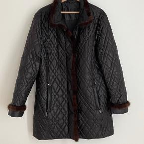 Junge frakke