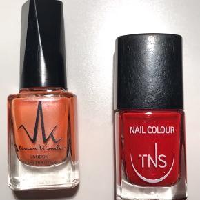 De er begge kun blevet brugt 1-3 gange.  Medfølger GRATIS hvis du køber noget fra min profil. 😊   Søgeord: gratis, giveaway, free, neglelak, gave, julegave, manicure, makeup, beauty, billigt, tilbud, nedsat, jul