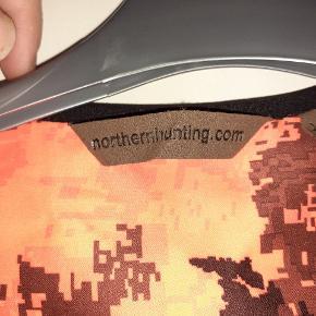 Northern hunting vest med 7 lommer og m3 reflekt str XL