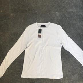 Samsøe hvid bluse langærmet