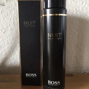 HELT NY HUGO BOSS shower gel. 200 ml. Nuit pour femme.