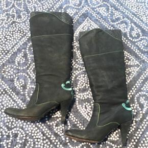 Diesel støvler - brugt. Str 38