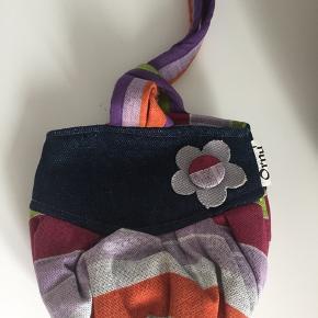Håndlavet taske fra Italien mærke Ornu 17*15cm