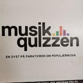 Musikquizzen spil