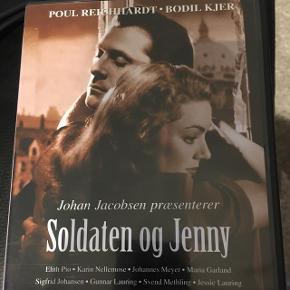 Gammel dansk film - Soldaten og Jenny