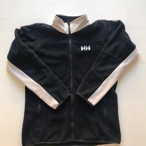 Vintage Helly Hansen fleece Mørkeblå Str XL, men fitter meget småt S-M