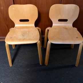 2 Rabo stole med brugsspor