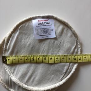 2 stk lækre ammeindlæg i uld/silke fra imse vimse  Sender ikke ☺️