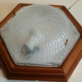 Loftlampe 26.5cm ×26.5×26.5cm