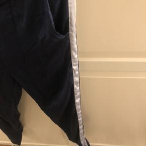 Pieces bukser med stribe Str. M