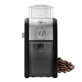 OBH Nordica Coffee Grinder Prevision.  Stadig i original emballage, aldrig været taget ud. Fejl køb.  Kaffekværn med indstillelig kværnhjul. Auto-sluk efter maling. Kapacitet: 18 kopper. 110 w Købspris nu i Kop Og Kande: 599 kr (billigere dog på nettet)