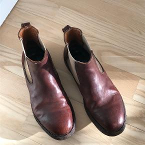 Open Closed støvler