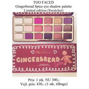 Brand: Too Faced Varetype: Eye shadow palette  Farve: flere  Kun swatchet - stadig i æske ☀️