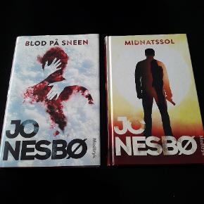 De to bøger er læst, er i fin stand. Sælges samlet til 100 kr.