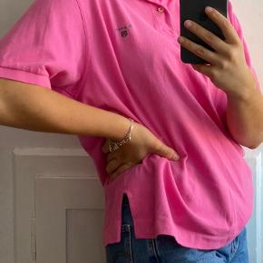 GANT polo i pink
