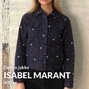 Étoile Isabel Marant denimjakke