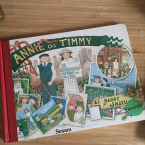 Annie og Timmy -fast pris -køb 4 annoncer og den billigste er gratis - kan afhentes på Mimersgade 111 - sender gerne hvis du betaler Porto - mødes ikke andre steder - bytter ikke