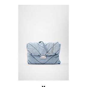 Sælger denne taske fra ZARA som jeg aldrig har fået brugt. Spørg for flere billeder!