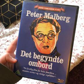 """Sort/hvid film """"Det begyndte ombord"""" fra 1937.  Afhentes i Hellerup eller sendes med DAO 🌸"""