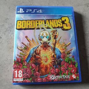 Sælger det her borderlands 3 for min kæreste, da han ikke spiller det mere. Fejler ingen ting og er som nyt😊