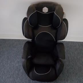 Autostol fra Kiddy comfort pro 9-36. Brugt men find til extra autostol ;)
