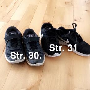 Nike sko pr. stk. 50kr