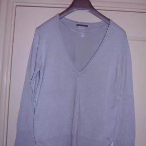 Esprit lyseblå bluse str XL  Byd :-)