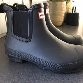 Hunter gummistøvler str. 40/41 Brugt 2 gange