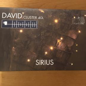Sirius udendørsbelysning