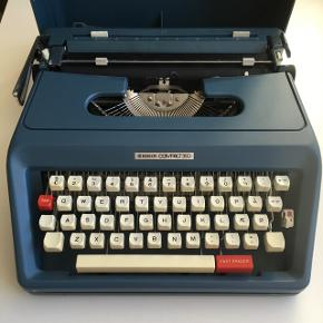 Retro skrivemaskine fra Esselte  Giv et bud