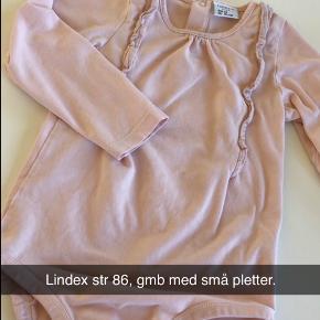 Lindex overdel