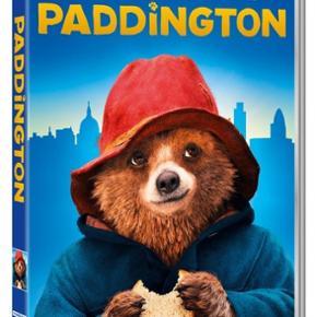 Ny dvd med Paddington.. stadig pakket ind.. sælges da vi fik to..