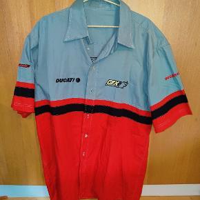Ducati skjorte