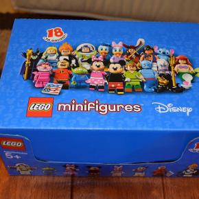 Disney minifigurer