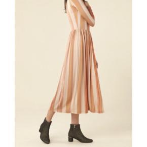 Skøn Stine Goya Joel kjole. Desværre aldrig brugt, da den ikke passer mig, og kun prøvet på - prismærket er dog taget af, men ellers er den helt som ny ✨ Jeg bytter ikke, men sender gerne 📦 Og så er man velkommen til at komme til NV og prøve tøjet på inden køb. Fair bud modtages også. #trendsalesfund