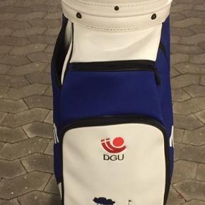 Golfbag Brugt 1 gang