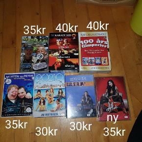 Blandet priser se billederne